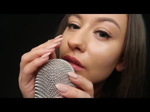 [ASMR] Up-Close Mouth Sounds & Personal Attention ♡
