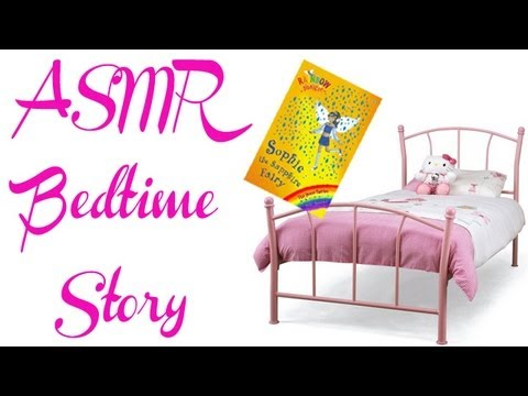ASMR Bedtime Story - Sophie the Sapphire Fairy