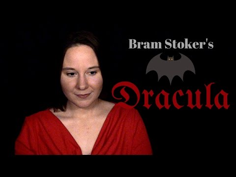ASMR ☥†☥ Dracula ☥†☥ Chapter 5 Whispered Storytelling with 3Dio