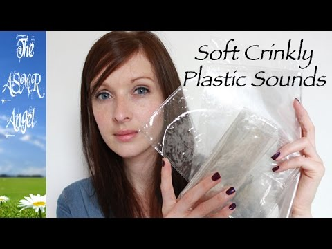 Bag of Crinkles - ASMR Plastic Crinkling