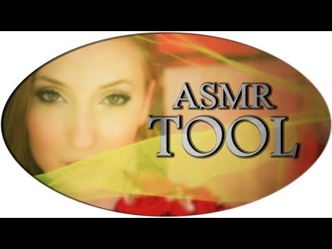 - ASMR- The Sound of Tulle: Fabric, trigger word repetition, breathing, layers, static electricity