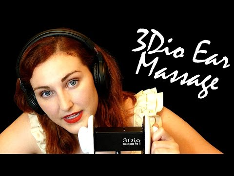 ASMR Saved My Life! 3Dio Ear Massage & Ear to Ear Whispering Anxiety, Insomnia & Panic Attacks