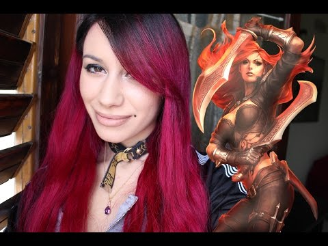 ASMR GAMEPLAY LEAGUE OF LEGENDS KATARINA MID (SOFT SPOKEN)