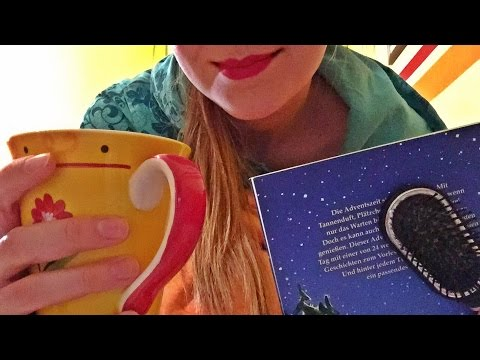 ASMR ♥ Night/Story Time Role Play (Personal Attention)