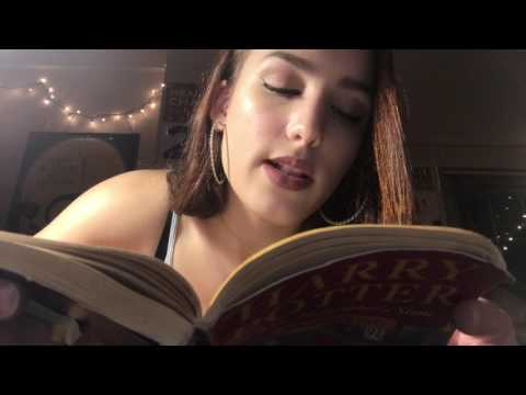 Harry Potter and the Philosopher's Stone Reading *ASMR* CH. 6