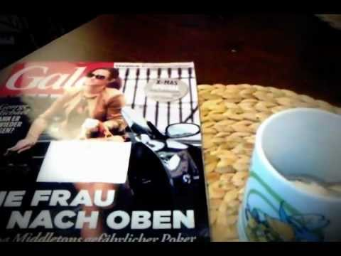 ASMR,reading and whispering in German Nr.1