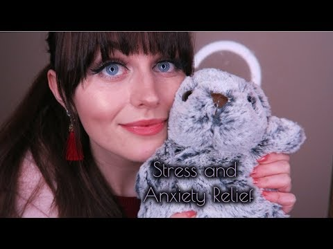 ASMR Self-Care~ techniques for stress and anxiety