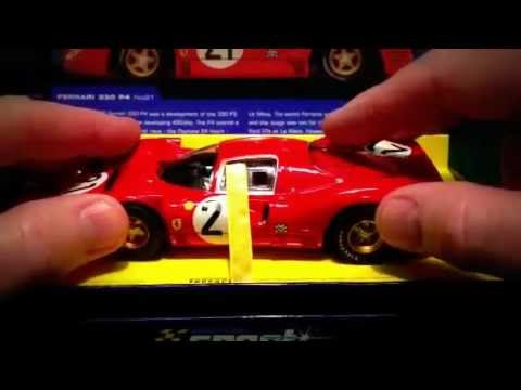 Slot Car Maintenance - ASMR Whisper