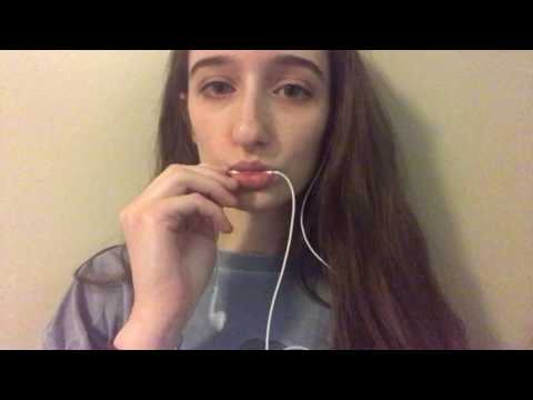 Intense ASMR Mic Nibbling; I'm eating your ears! part two (: