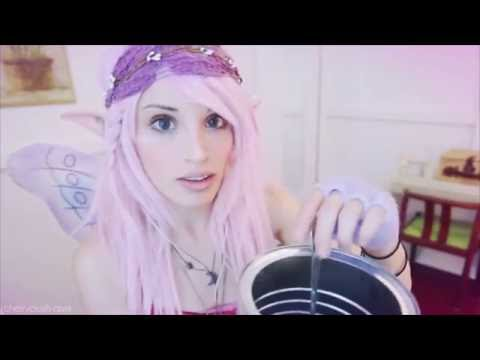 ASMR - Fairy Role Play - Binaural Gentle Whispering - Cherry Crush ASMR