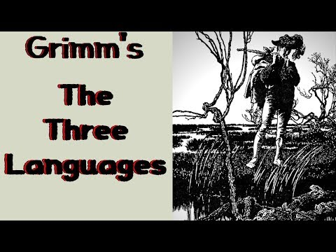 🌟 ASMR 🌟 The Three Languages 🌟 Grimm's Fairy Tales 🌟 Whisper Triggers 🌟