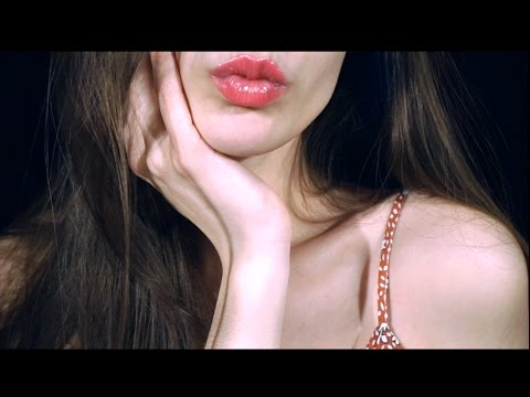 ASMR ♥ LOVE Whispers Ear To Ear Up-Close 3DIO BINAURAL French Français 💋