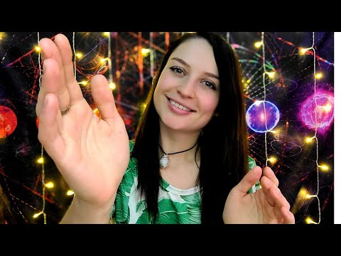 ASMR ~ How to Remove Anxiety ~ Reiki Session ~ Mental Relief ~ Soothing Whispering ~ Hand Movements
