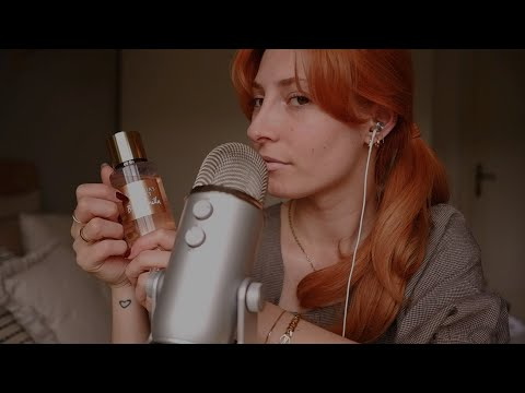asmr | temporale, whispering, water sound
