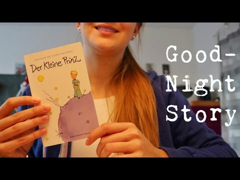 inTense Tingles Thursday: Ear to Ear Reading The Little Prince (German)
