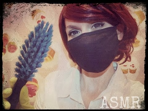 ASMR Vivian & The Freakin' Zombies Feat. The Brush . Soft-Spoken Role Play