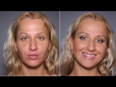 Binaural ASMR MAKUP tutorial with MOUTH SOUNDS: Whispering & soft speaking, brushing & tapping