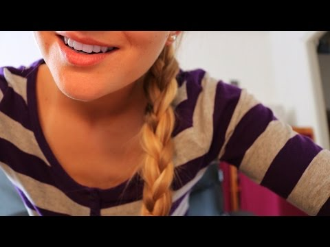 ASMR ♥ Relaxing Binaural Trigger Words (including sksk)