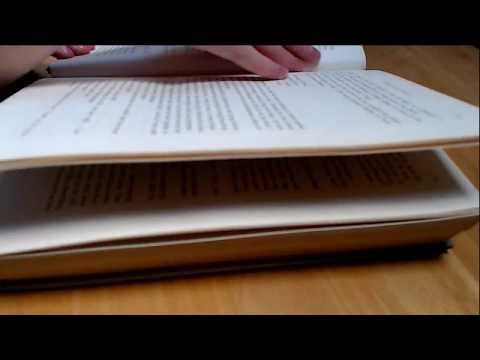 ASMR Book Page Turning (No Talking) Intoxicating Sounds Sleep Help Relaxation