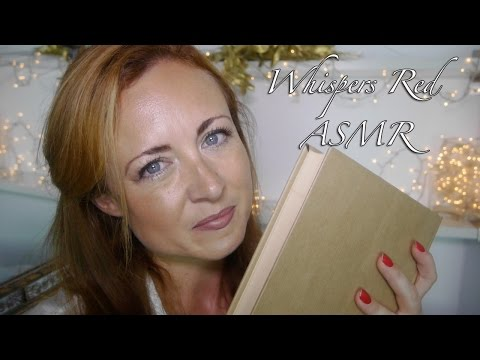 A Long Lost ASMR Treasure - Binaural Ear to Ear - Page Flipping/Turning/Book Sounds