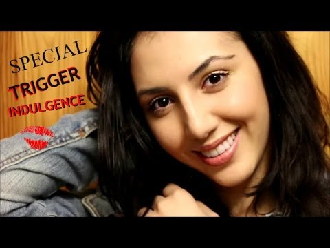 ASMR Whisper SWEET INDULGENCE Special Trigger ASMR Relaxing Sounds Chocolate