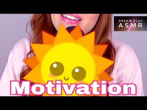 ★ASMR★ Good M☀️rning Motivation, Stress Relief for a Relaxing Day BILINGUAL | Dream Play ASMR