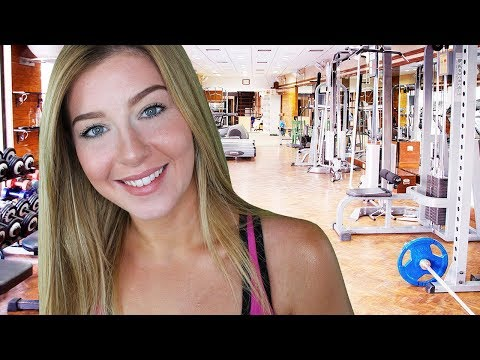 ASMR Personal Trainer Motivating Weight Loss Roleplay