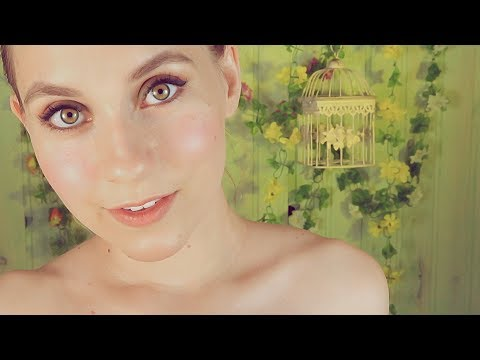 ASMR ~ Semi Inaudible whisper | Hand movements | M♥uth sounds | Face touching | Ear-to-Ear