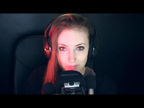 ASMR Ear to Ear: poprocks, mumbling, and mouth sounds