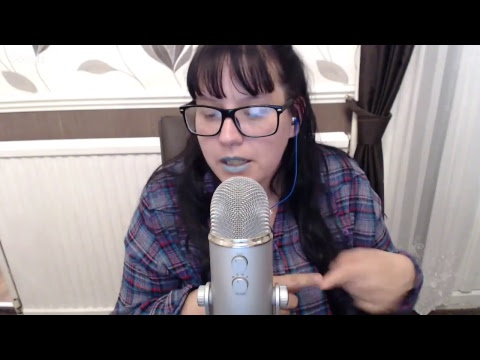 Asmr Live Stream - Fast Tapping, Scratching, Tracing, Hand Movements, Countdown 2 sleep 22:30 gmt