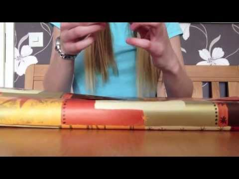 ASMR ~.~ Relaxing Gift Wrapping ~.~