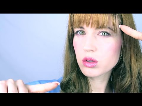 ASMR Cranial Nerve Exam for a Celebrity (personal attention/latex gloves)