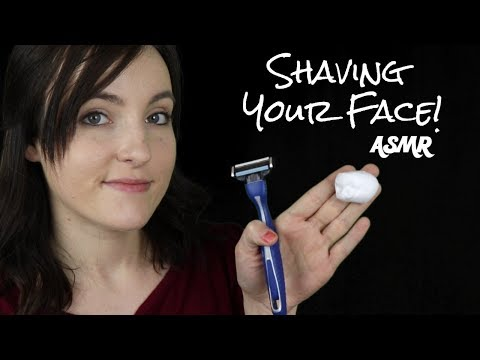 ASMR Quick Shave! Relaxing Roleplay