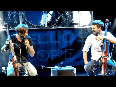 2Cellos Live At Wolf Trap 2017