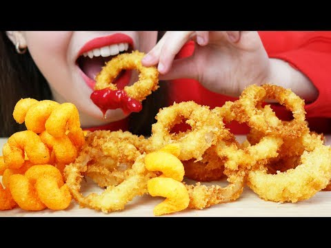 Asmr Onion Rings Mukbang No Talking Extreme Crunchy Food Eating Sounds The Asmr Index After watching both my sister. the asmr index
