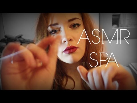 ~The Ultimate ASMR Spa~ (unisex)