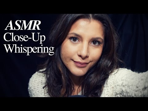 ASMR Close-Up Whispering (Barcelona + Study Abroad) | Lily Whispers ASMR