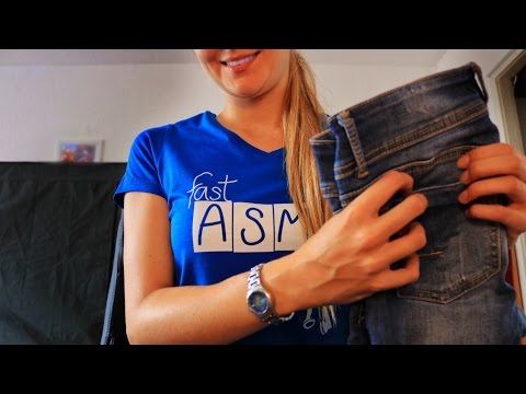 ASMR ♥ inTense Tingles Thursday: Fabric Sounds