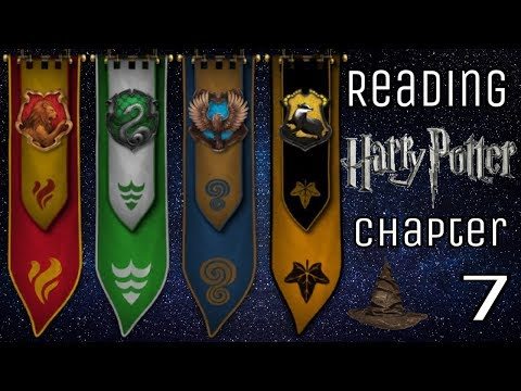 ASMR ~ Reading You Harry Potter and the Philosopher's Stone // Chapter 7 // Part 1