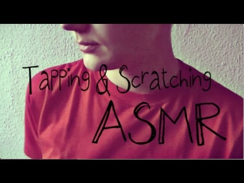 ASMR ♥ Tapping & Scratching Session #3 (+opening and closing lids)