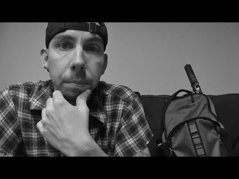 """The Backpack"" [ASMR fictional video diary for a friend]"