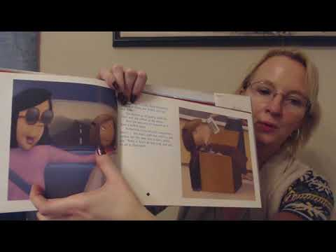 ASMR Storytime ~ Reading Children's Book w/Pictures