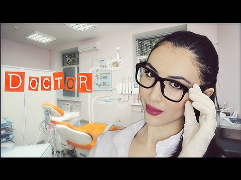 ASMR MEDICAL EXAM - Doctor Role Play ~ Taking Care Of You
