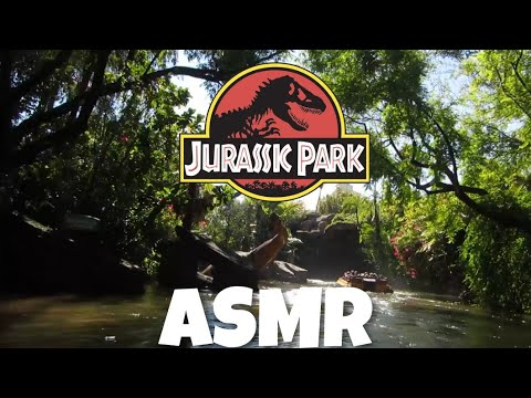🎧 ASMR LAYERED: 1H MOUTH SOUNDS + MUSIC + NO TALKING + WATER SOUNDS) NO JURASSIC PARK PARA RELAXAR