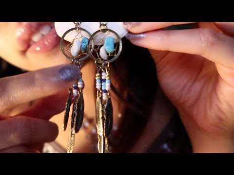 ASMR Tingliest Jewelry Shopping Channel Roleplay