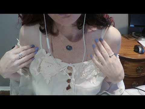 ASMR Gum Chewing Girlfriend Annoys You About Embarrassing Problem.  Funny Role Play