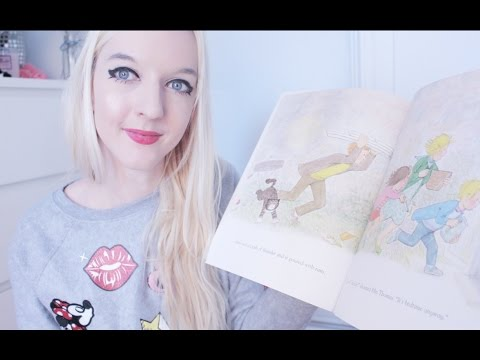 ASMR Bedtime Story ♡ Whisper, Role Play, Story Time, Reading a Book for Sleep