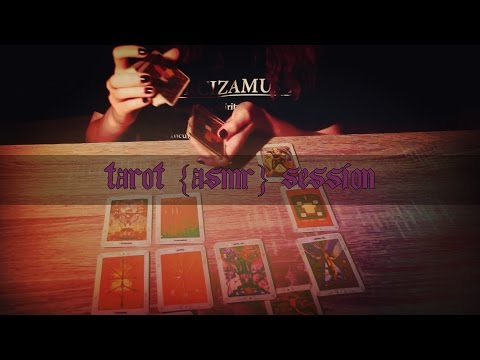 {ASMR} Quick Tarot Session - No Talking