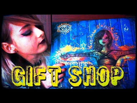 Return To The GIFT SHOP with Sage! :: ASMR ::