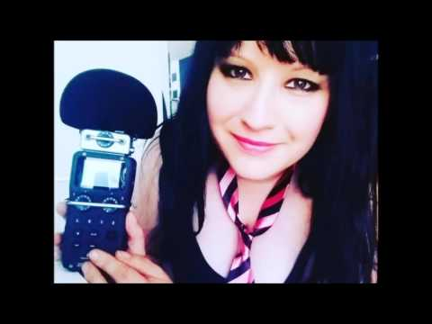 ASMR- CRINKLE CRINKLE - FANCY A QUICK TINGLE FIX?? ZOOM H5 SOUND